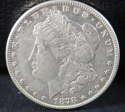 1878 P Morgan Silver Dollar 7 TF Reverse of 78 Extra Fine (XF) VAM 110 SKU 23US