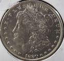 1880 O Morgan Silver Dollar Mint State (MS) - SKU 45US