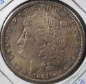 1881 S Morgan Silver Dollar Almost Uncirculated (AU) - SKU 50US