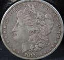 1883 O Morgan Silver Dollar Very Fine (VF) - SKU 51US
