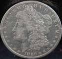 1886 O Morgan Silver Dollar Very Fine (VF) - SKU 60US
