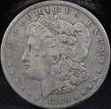 1886 O Morgan Silver Dollar Very Fine (VF) - SKU 63US
