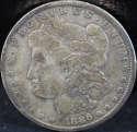 1886 O Morgan Silver Dollar Very Fine (VF) - SKU 71US
