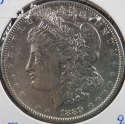 1889 P Morgan Silver Dollar Extra Fine (XF) - SKU 81US