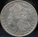 1891 O Morgan Silver Dollar Extra Fine (XF) - SKU 86US