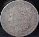1879 O Morgan Silver Dollar Very Fine (VF) SKU 36US