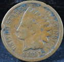 1891 Indian Head Cent Penny Good (GD) - SKU 96USP