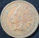 1908 S Indian Head Cent Penny Extra Fine (XF) - SKU 149USP