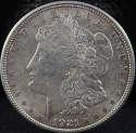 1921 D Morgan Silver Dollar Mint State (MS) - SKU 105US