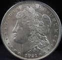1921 P Morgan Silver Dollar Mint State (MS) - SKU 108US