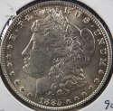 1885 P Morgan Silver Dollar Mint State (MS) - SKU 147US