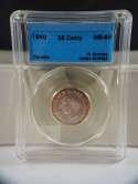 1940 25C Canada Silver Quarter BU Mint State MS SKU 0280G