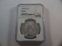 1904 O Morgan Silver Dollar MS 64 NGC SKU 638G