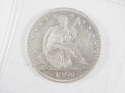 1860 O Seated Liberty Half Dollar 90% Silver Extra Fine (XF) - SKU 302USHD