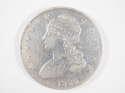 1835 P Capped Bust Lettered Edge Half Dollar Very Fine (VF) - SKU 458USHD