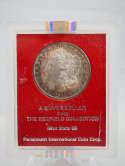 1889 S Morgan Sillver Dollar Redfield Hoard Collection NGC MS64 - SKU 839G