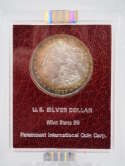 1881 O Morgan Sillver Dollar Paramount Holder NGC MS63 - SKU 840G