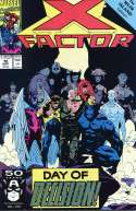 X Factor #70 The Muir Island Epilogue Near Mint (NM) Marvel 1991 SKU 2CS