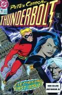Thunderbolt #1 Peter Cannom Mint / Near Mint (M / NM) Never Read DC 1992 - 18CS