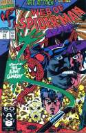 Web of Spider-Man #74 Art Attack! Part 2 of 4! Mint / Near Mint (NM) Marvel 1991