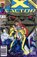 X Factor #66 Continuing the apocalypse files! Mint / Near Mint (NM) Marvel 1991