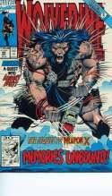 Wolverine #48 Shiva Scenario Part 1 Mint / Near Mint (M/NM) Marvel 1991 - 43CS