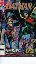 Batman #467 A moment ago the terror began Mint / Near Mint (M/NM) DC 1991