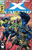 The All-New, All-Different X Factor #71 Mint / Near Mint (M/NM) Marvel 1991