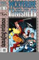 Wolverine and the Punisher 1 of 3 Mint / Near Mint (M/NM) Never Read Marvel 78CS