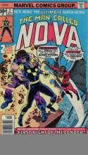 The Man Called Nova #2 2nd issue Very Fine/Fine (VF/F) Marvel SKU 80CS