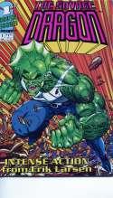 Savage Dragon #1 1st Brutal Issue Mint / Near Mint (M/NM)  9.8 - 10.0 Image 1992