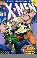 The Uncanny X-Men #278 Grip of the shadow king Mint / Near Mint (M/NM) Marvel