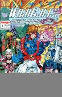 WildC.a.t.s #1 1st senses shattering issue! Mint / Near Mint (M/NM) Image - 86CS