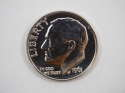 1961 P Roosevelt Silver Dime Proof GEM US Coin Proof (PF) - SKU 82USDMCL