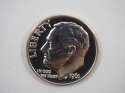 1961 P Roosevelt Silver Dime Proof GEM US Coin Proof (PF) - SKU 85USDMCL