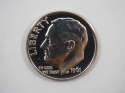 1961 P Roosevelt Silver Dime Proof GEM US Coin Proof (PF) - SKU 87USDMCL