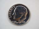 1961 P Roosevelt Silver Dime Proof GEM US Coin Proof (PF) - SKU 88USDMCL