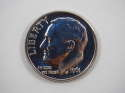 1961 P Roosevelt Silver Dime Proof GEM US Coin Proof (PF) - SKU 89USDMCL