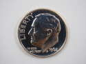 1962 P Roosevelt Silver Dime Proof GEM US Coin Proof (PF) - SKU 90USDMCL