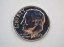 1963 P Roosevelt Silver Dime Proof GEM US Coin Proof (PF) - SKU 94USDMCL
