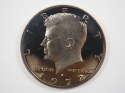 1972 S Kennedy Clad Half Dollar Proof GEM US Coin Proof (PF) - SKU 100USHDCL