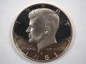1981 S Kennedy Clad Half Dollar Proof GEM US Coin Proof (PF) - SKU 109USHDCL