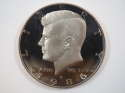 1986 S Kennedy Clad Half Dollar Proof GEM US Coin Proof (PF) - SKU 120USHDCL