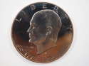 1976 S Eisenhower Clad Dollar IKE Proof GEM US Coin Proof (PF) - SKU 35USDCL