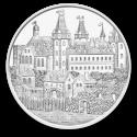 2019 Austrian 1 oz Ag 825th Anniversary of the Austrian Wiener Neustadt BU
