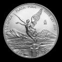 2019 1/2 oz Mexico Silver Libertad Coin (BU)