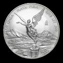2019 1/4 oz Mexico Silver Libertad Coin (BU)