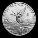 2019 1/10 oz Mexico Silver Libertad Coin (BU)