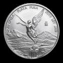 2019 1/20 oz Mexico Silver Libertad Coin (BU)