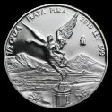 2019 1/2 oz Mexico Silver Libertad Proof (In Capsule)